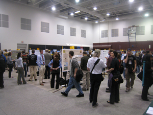 Poster Session at the NCUR